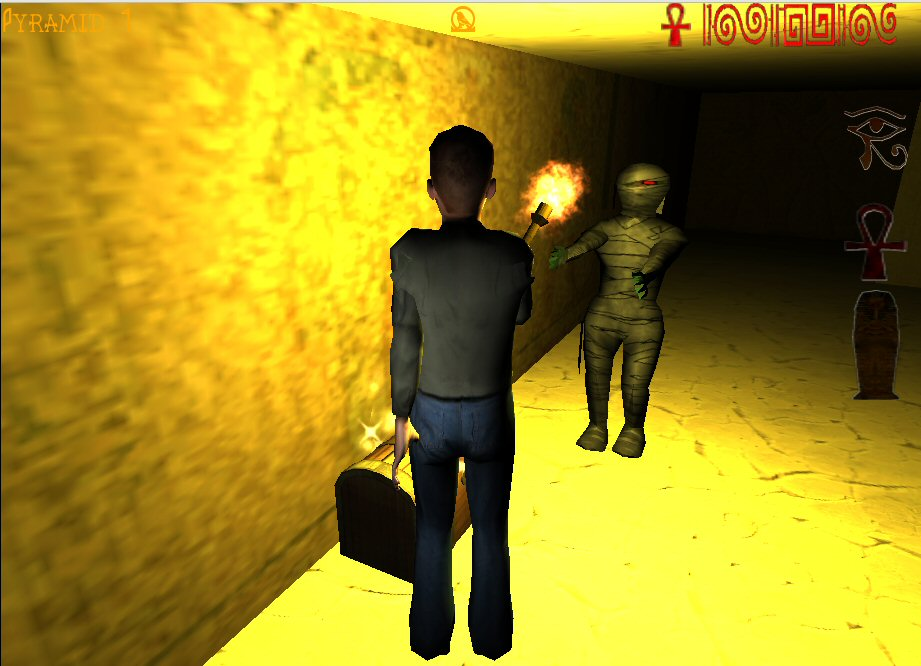 Egyptian Escapades Screen Shot